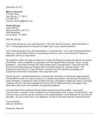law clerk cover letter exol gbabogados co