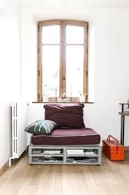 canap fait avec des palettes canapé palettes fashion designs
