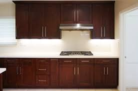Rubberwood Kitchen Cabinets Mahogany Shaker Ready To Assemble Kitchen Cabinets The Rta
