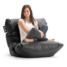 ideas 7 ft bean bag chair xl 6 fuf comfort suede bean bag fuf