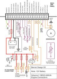 wiring diagram generator wiring diagram 3 phase three motor