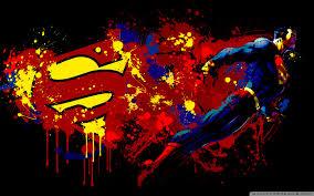 wallpaper for desktop of cartoons superman cartoon 4k hd desktop wallpaper for 4k ultra hd tv