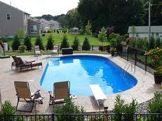 Inground Pool Landscaping Ideas Backyard Landscaping Ideas Swimming Pool Design Read More At Www