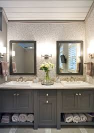 bathroom vanity pictures ideas best 25 gray bathroom vanities ideas on grey framed