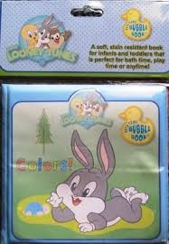 amazon baby looney tunes bugs bunny bubble book bathtub