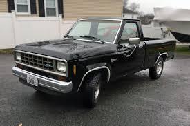Ford Ranger - black gold 1984 ford ranger diesel