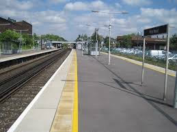 Petts Wood railway station