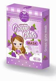 Gluta Skin Care gluta marin skincare grape mask price in india buy gluta marin