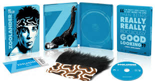 zoolander headband walmart zoolander steelbook set w headband only 14 78