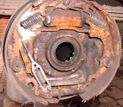 jeep grand rear brakes rear brake drum guts jeep forum