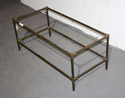 brass tables for sale top mid century modern two tier brass coffee table j5647 for sale