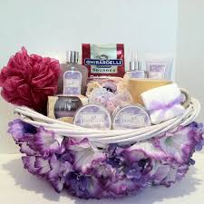 relaxation gift basket spa gift basket gift of luxury and relaxation with this lavender