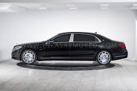 personal armored vehicles armored mercedes maybach s600 for sale inkas armored vehicles