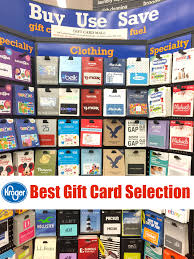 buy gift cards buy gift cards earn 4x kroger fuel points