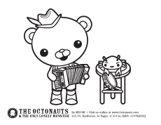 immedium products octonauts lonely monster
