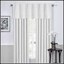 White Darkening Curtains White Room Darkening Curtain Panels Curtains Home Design Ideas