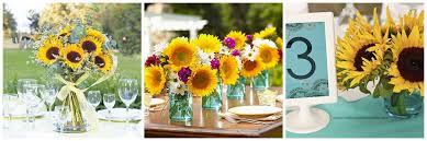 a sunflower inspired wedding u2013 ideas and online wedding