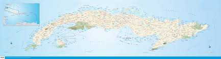 Map Of Eastern Caribbean by Maps Of Cuba And Havana Printable Travel Maps From Moon Guides