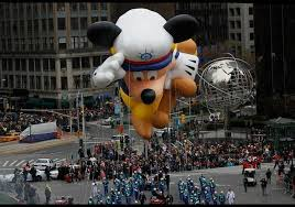 macys thanksgiving day parade iconic balloons 1927 to today