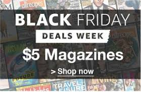 whn is amazon having black friday daily cheapskate black friday week 5 00 magazine subscription