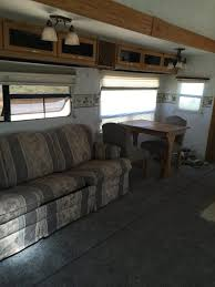 Rv Renovation by Rv Makeover Happiest Camper