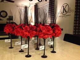 best 25 red centerpieces ideas on pinterest red wedding