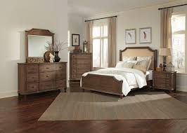 Coaster Furniture Bedroom Sets by Coaster Dalgarno Bedroom Collection Wire Brushed Mushroom 204241