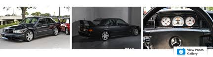190e 1990 mercedes this 1990 mercedes 190e cosworth evo 2 is ripe for the picking