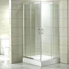 Shower Doors Prices Glass Bathroom Doors 3 8 Inline Glass Shower Door And Panel With