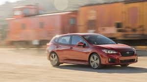 2016 subaru impreza hatchback silver subaru impreza news and reviews motor1 com