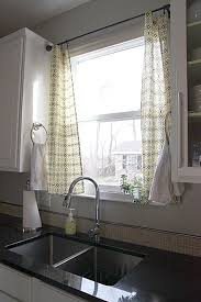 kitchen window treatment ideas pictures kitchen window valance ideas over the sink kitchen window