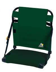 gci outdoor bleacher back stadium seat u0027s sporting goods