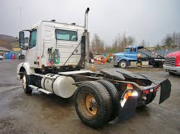 volvo tractor truck 2004 volvo vnm42t single axle day cab tractor for sale by arthur