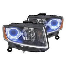 led lights for 2014 jeep grand oracle lighting jeep grand without factory hid xenon