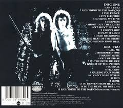 Shoot Out The Lights Am I Evil Anthology Diamond Head Songs Reviews Credits