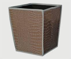 poubelle bureau poubelle bureau impressionnante de poubelle bureau en bois naturel