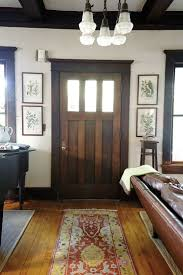 decor craftsman bungalow style homes interior window treatments