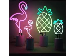 flamingo neon light sunnylife sunnylife bright idea flamingo neon light small