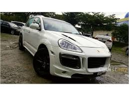 porsche cayenne 2005 turbo porsche cayenne 2005 turbo 4 5 in selangor automatic suv white for
