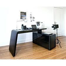 bureau angle verre noir bureau angle verre noir bureau dangle en verre trempe noir velove me