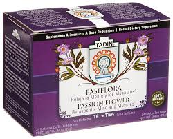 amazon tea amazon com tadin tea pasiflora passion flower tea 24 count