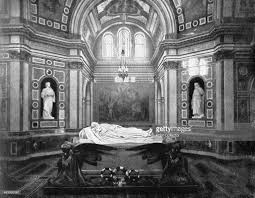 the royal mausoleum frogmore 1901 artist hn king pictures