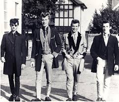 the teddy boys hairstyle mens 1960 hairstyles best hair style