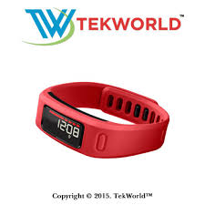 vivofit reset button vivofit bluetooth activity tracker red