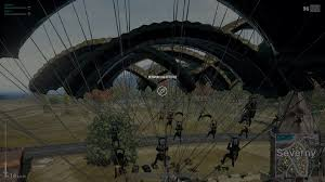 pubg network lag detected everyone stuck in plane for 2min then dropped in severny