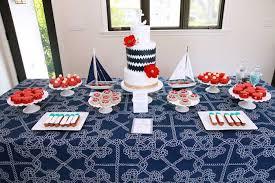 nautical baby shower ideas kara s party ideas nautical baby shower party planning ideas