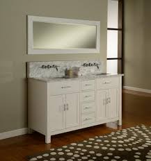 Bathroom Vanity Worktops Exquisite White Bathroom Vanity With Top Using Marble Worktops