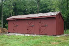 styles post u0026 beam horse barns run in shed row rancher with
