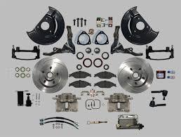 1966 mustang disc brakes 65 66 mustang sn95 complete front disc brake kit ne performance