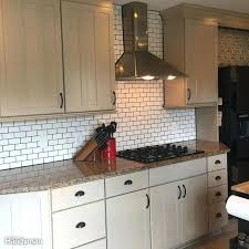 Kitchen Backsplash Installation Cost Subway Tile Install Subway Tile Kitchen Subway Tile Installation